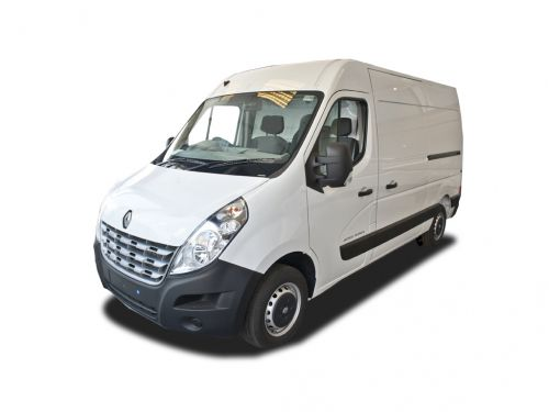 renault master mwb diesel fwd mm33dci 135 business medium roof van 2019 front three quarter