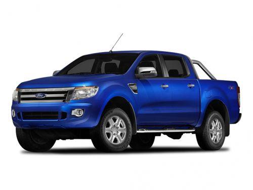 lease the ford ranger diesel pick up super xl 2 2 tdci leasevan. Black Bedroom Furniture Sets. Home Design Ideas