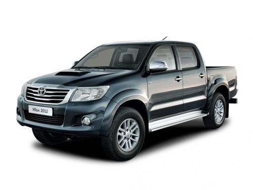 Toyota Hilux Pickup Lease & Contract Hire Deals - Toyota ...
