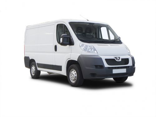 peugeot boxer 335 l3 diesel 2.0 bluehdi box van 160ps plus 2018 front three quarter