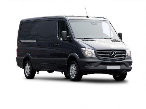 Lease the mercedes benz sprinter 211cdi short diesel for Mercedes benz commercial vans