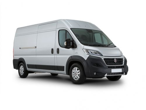 fiat ducato 35 lwb diesel 2.3 multijet high roof window van 130 2014 front three quarter