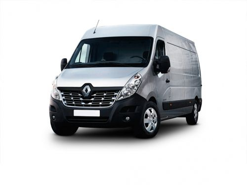 renault master ze swb electric sm31 57kw business medium roof van auto 2019 front three quarter