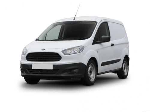 7bd40aa8d5 ford transit courier petrol 1.0 ecoboost van  6 speed  2018 front three  quarter