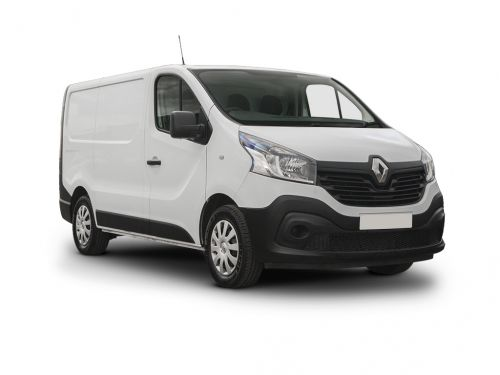 renault trafic swb diesel sl30 energy dci 145 business+ van edc 2019 front three quarter