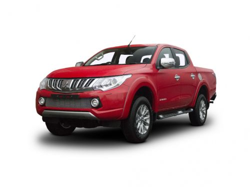 mitsubishi l200 diesel double cab di-d 178 warrior 4wd auto 2015 front three quarter