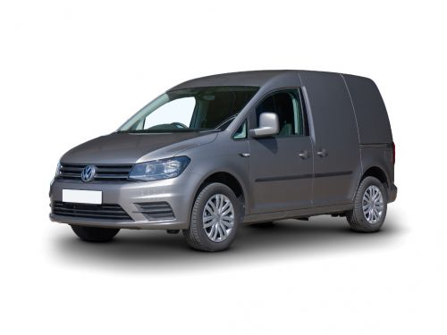 volkswagen caddy maxi c20 diesel 2.0 tdi bluemotion tech 102ps trendline [ac] van 2017 front three quarter