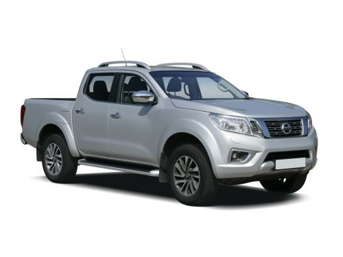nissan navara diesel double cab pick up acenta 2.3dci 163 4wd 2018 front three quarter