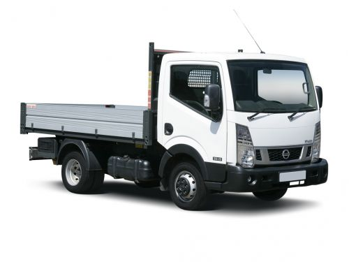 nissan nt400 cabstar mwb diesel 35.13 dci double cab tipper 2016 front three quarter