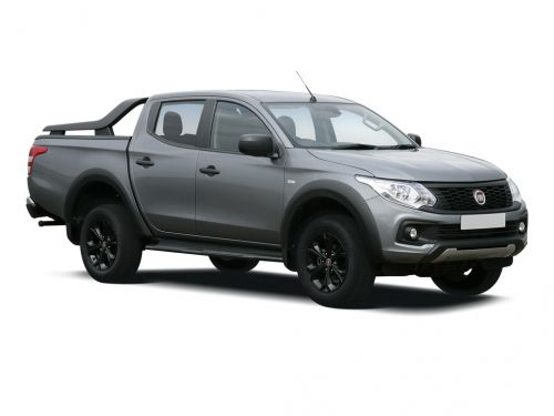fiat fullback diesel special edition 2.4 180hp cross double cab pick up 2017 front three quarter