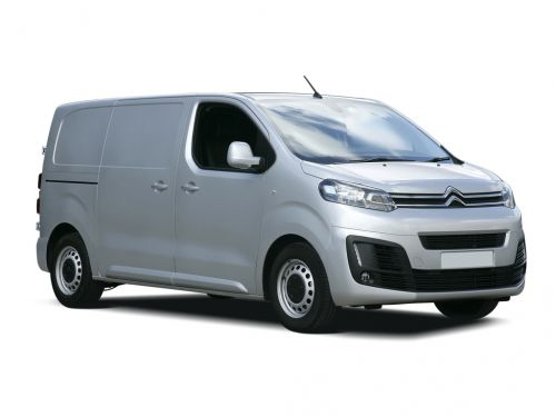 citroen dispatch m diesel 1400 2.0 bluehdi 120 van driver 2019 front three quarter