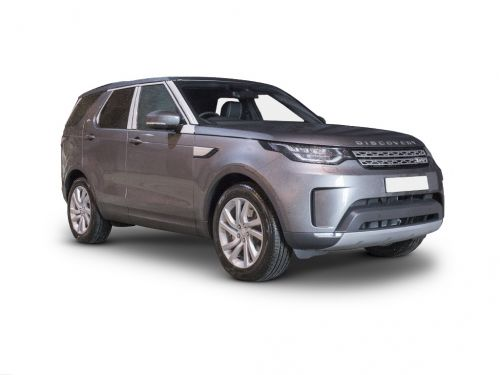 land rover discovery diesel 3.0 sdv6 306 hse commercial auto 2018 front three quarter