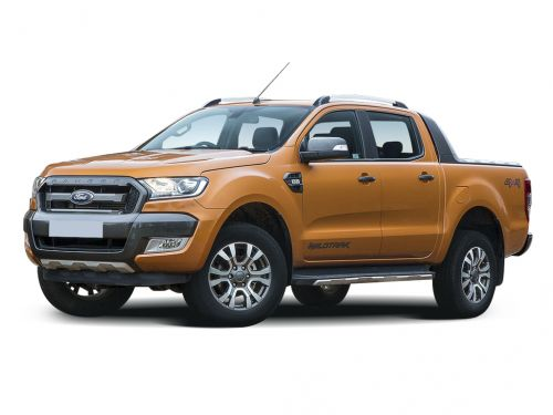 ford ranger diesel pick up double cab limited 2 2.2 tdci auto 2015 front three quarter
