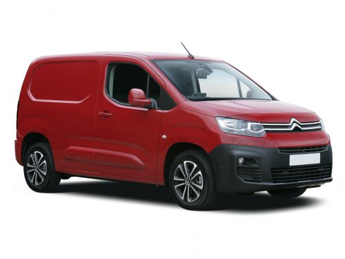 citroen berlingo m diesel 1.5 bluehdi 1000kg driver 130ps [6speed] [s/s] 2018 front three quarter