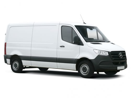 mercedes-benz sprinter 2020 front three quarter