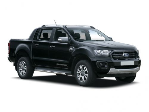 ford ranger diesel pick up double cab limited 1 2.0 tdci 213 auto 2019 front three quarter