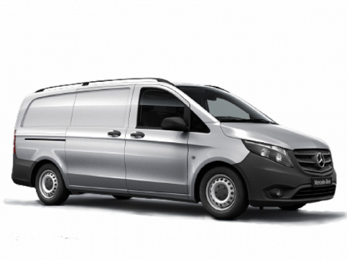 Lease The Mercedes Benz Vito Compact Diesel 109cdi Van
