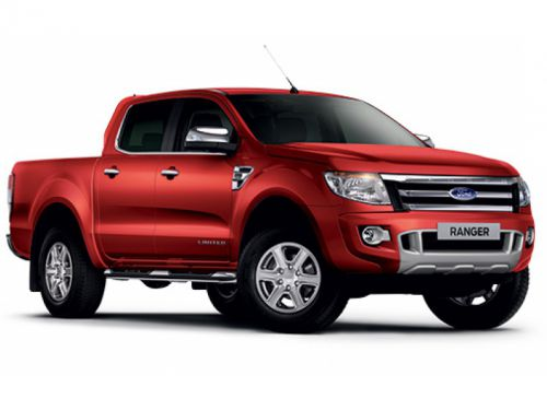 Ford Ranger Pickup Lease Amp Contract Hire Deals Ford