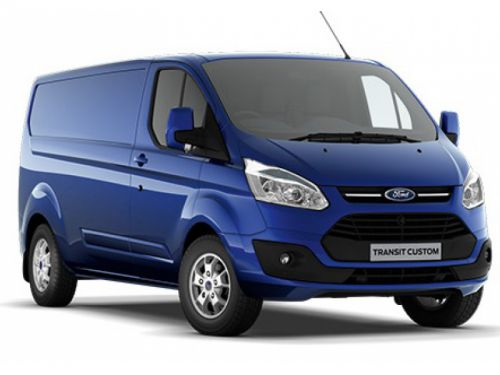 ford transit custom van leasing ford van leasing