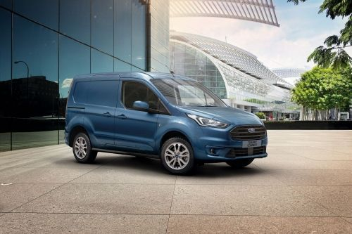FORD TRANSIT CONNECT 220 L1 DIESEL 1.5 EcoBlue 100ps Leader D/Cab Van Powershift view 3