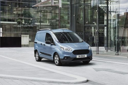 FORD TRANSIT COURIER DIESEL 1.5 TDCi 100ps Trend Van [6 Speed] view 2