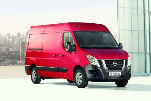 NISSAN NV400 F35 L2 DIESEL 2.3 dci 150ps H1 Acenta Tipper view 2
