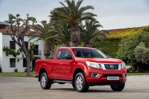 NISSAN NAVARA SPECIAL EDITION Double Cab Pick Up N-Guard 2.3dCi 190 TT 4WD view 8