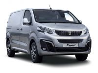 peugeot expert long diesel 1400 2.0 bluehdi 120 asphalt van 2019 front three quarter