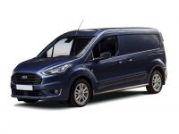ford transit connect 230 l2 diesel 1.5 ecoblue 100ps d/cab van powershift 2018 front three quarter