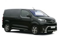 toyota proace long diesel 2.0d 120 icon van 2018 front three quarter