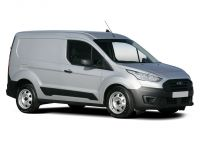 ford transit connect 210 l2 petrol 1.0 ecoboost 100ps leader van 2019 front three quarter