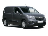vauxhall combo cargo l2 diesel 2300 1.5 turbo d 100ps h1 edition van 2019 front three quarter